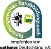 Logo Autismusgerechtes Berufsbildungswerk