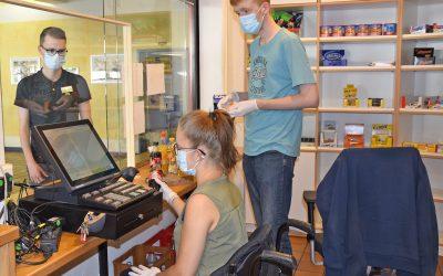 BBW-Kiosk geht online