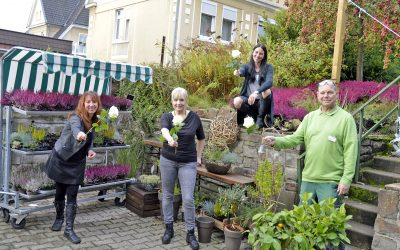 """""""Die Gärtnerei"""" in Alt-Wetter feiert einjähriges Bestehen"""